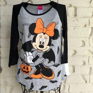 Disney Minnie Mouse Halloween t shirt